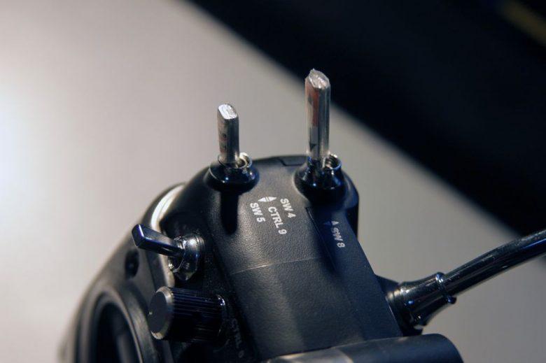 SW8 Graupner für APM