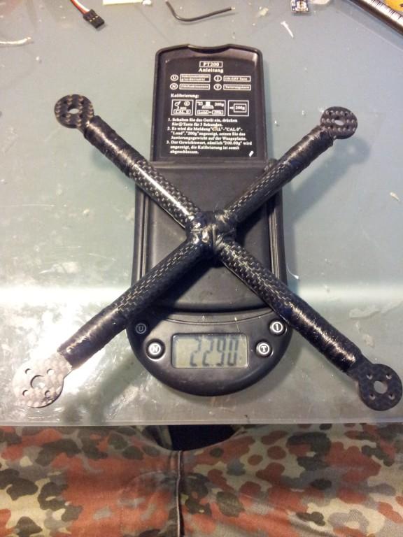 Carbon frisch gebacken 22,90 Gramm