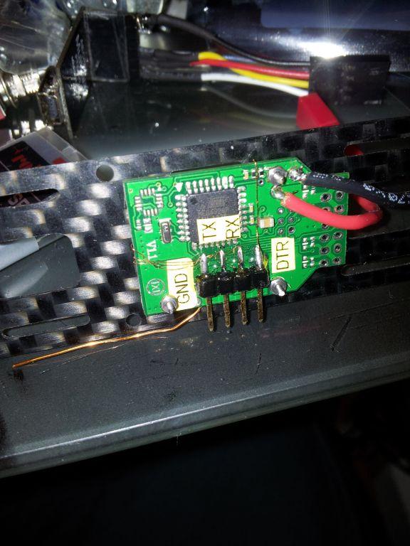 Hobbyking MW Controller FTDI