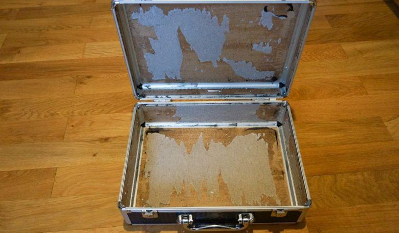 So soll der Koffer für die Lipo Heizung aussehen