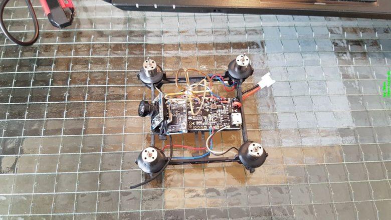 QX80 fertig zusammengebaut
