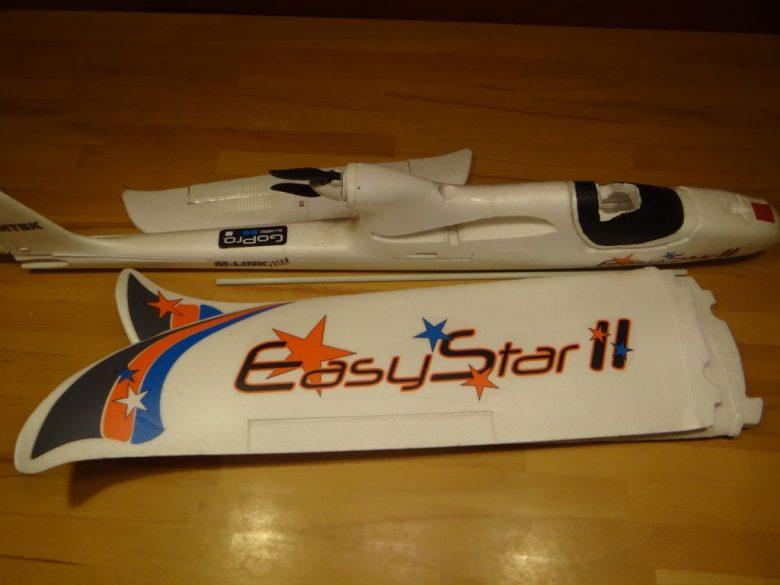 Easystar 2 Einzelteile