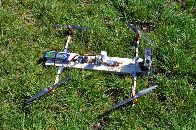 HolzOcopter