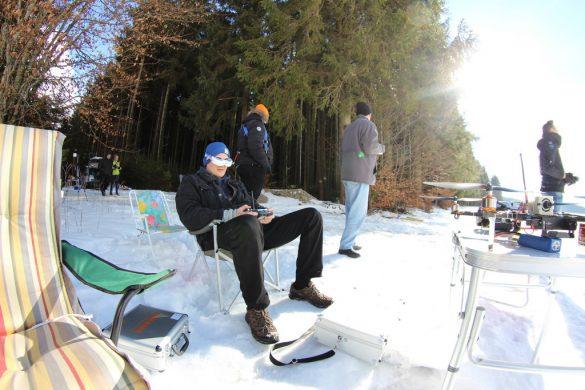 FPV-Treffen bei jedem Wetter! 28.02.2015 – Sauerlach