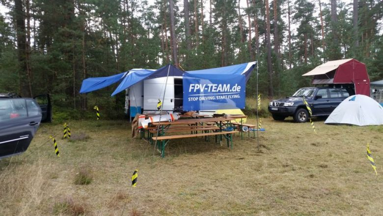 FPV-TEAM goes to RC-CAMP 2015!