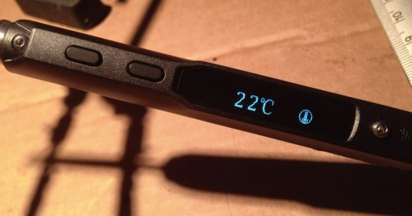 TS100 22°C
