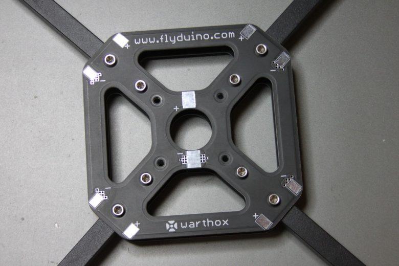 Warthox Rahmen von Flyduino