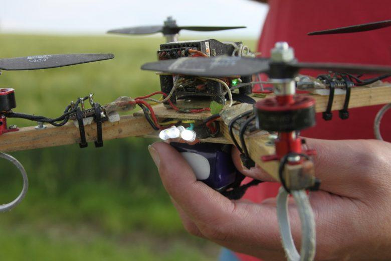 DIY Holzcopter