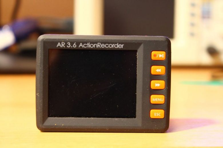 AR DNT 3.6 Action Recorder