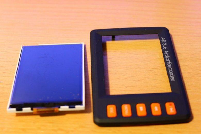 LCD Ausbauen
