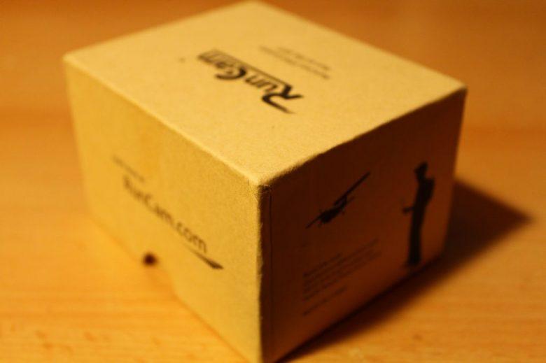 Runcam HD Verpackung