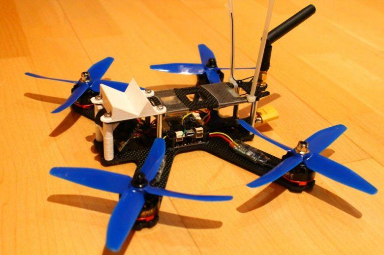 130€ Dubai 210mm Racing Quadcopter angetestet - Baubericht - Teil 1