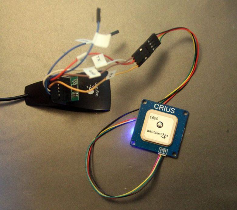 GPS an UART