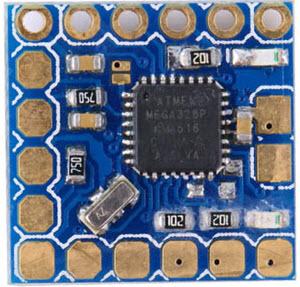 MinimOSD Micro Vorderseite