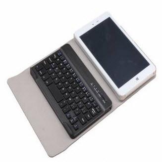 Case mit integrierter Tastatur