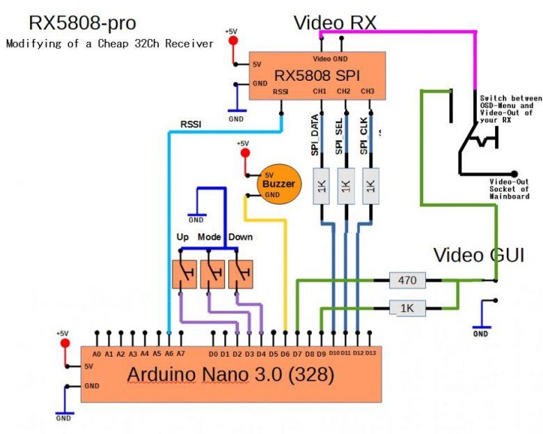 rx5808-pro_schematic_boscam_mod