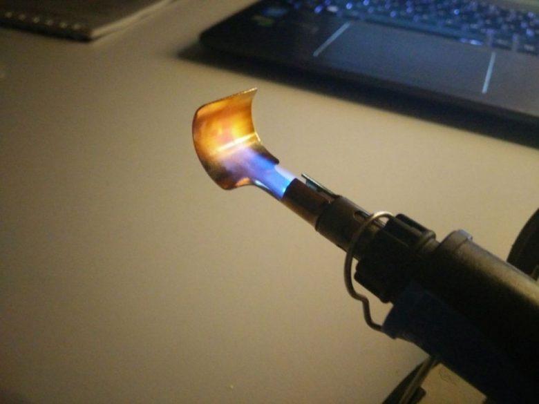 Löten - aber bitte ohne Strom! Ersa Independent 75 Gaslötkolben im Test