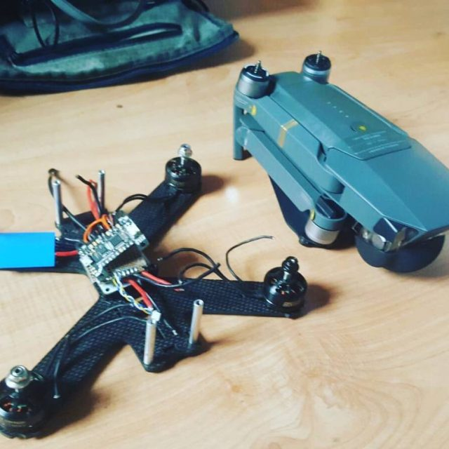 some comparing   STOP DRIVING START FLYING  hellip