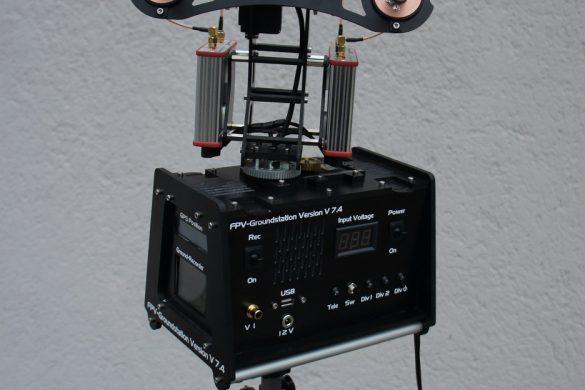 FPV Antennen Tracker