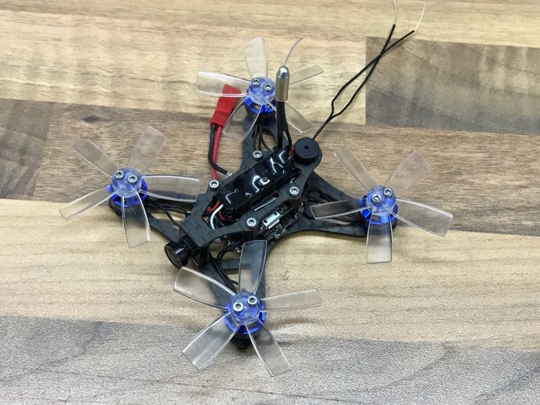 Micro Brushless 90 Race-Copter