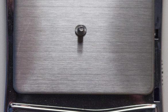 12mm Stahl Gewicht: 68 Gramm