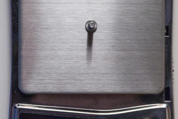18mm Stahl Gewicht: 98 Gramm