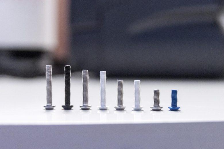 Aluminium gegen Stahl
