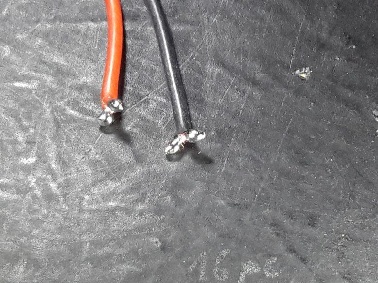 Kabel löten